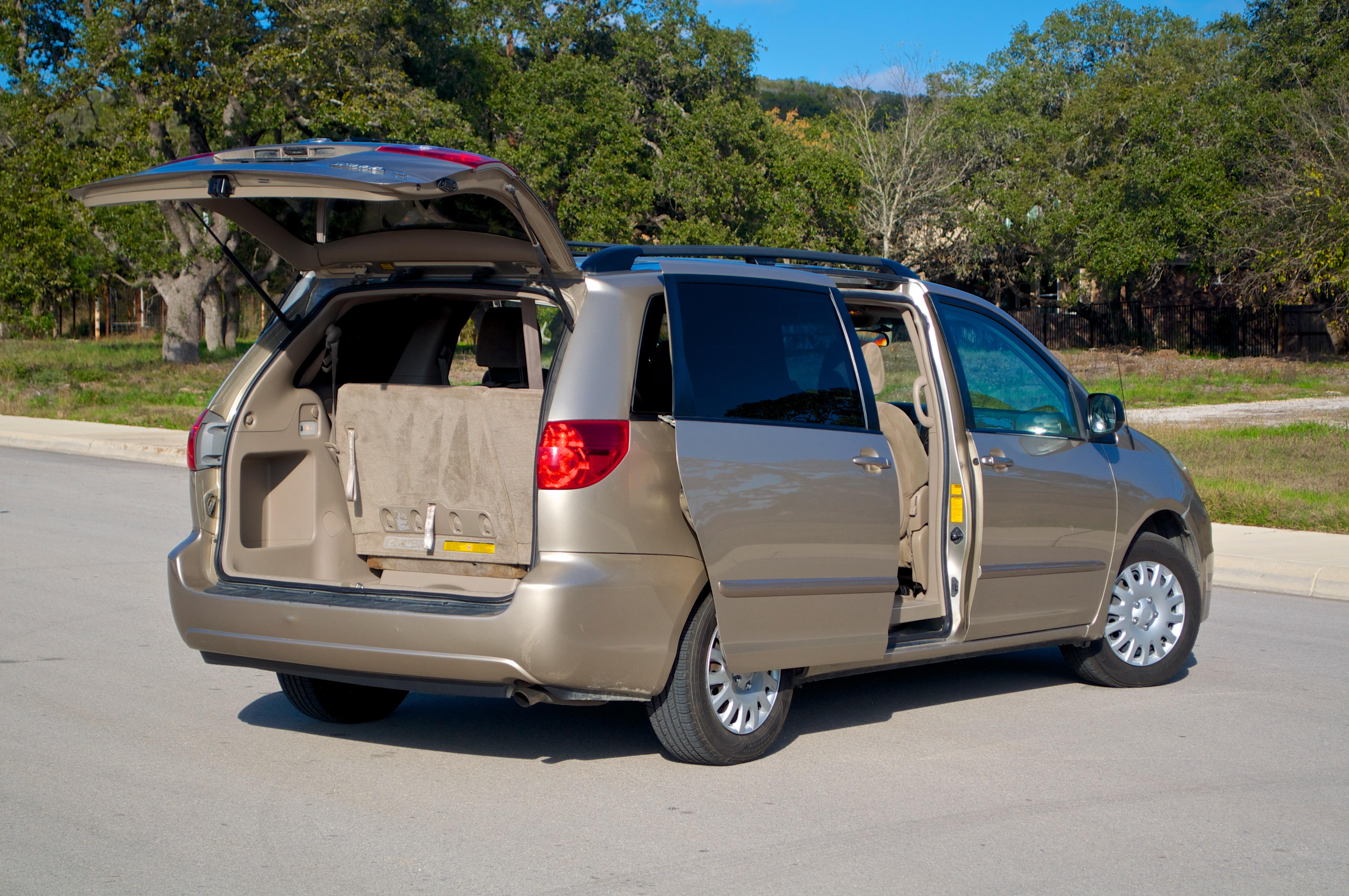 Our Minivan