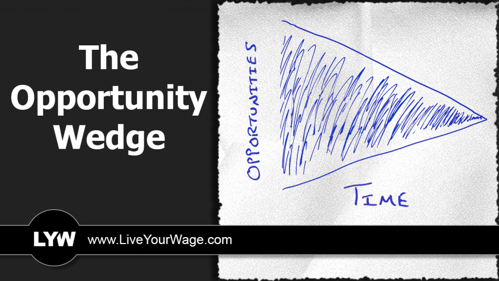 The Opportunity Wedge