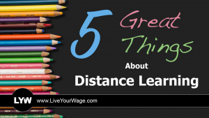 5 Great Things About Distance Learning