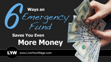 6 Ways an Emergency Fund Saves You Even More Money
